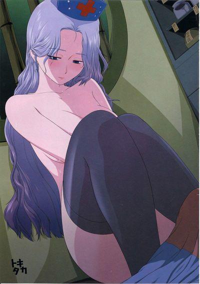 (C79) [Kagitsuki (Stiel)] Eirin to Kozukuri Now!! (Touhou Project)  [desudesu] - part 2