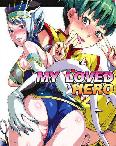(C80) Lv.X+ (Yuzuki N Dash) MY LOVED HERO (TIGER & BUNNY) darknight