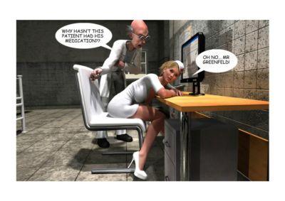 Holly's Freaky Encounters- Night Shift Nurse - part 3