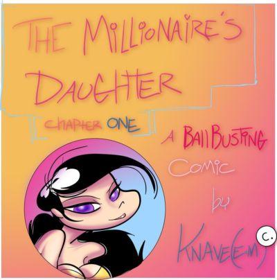 Knave – Millionaire's Daughter