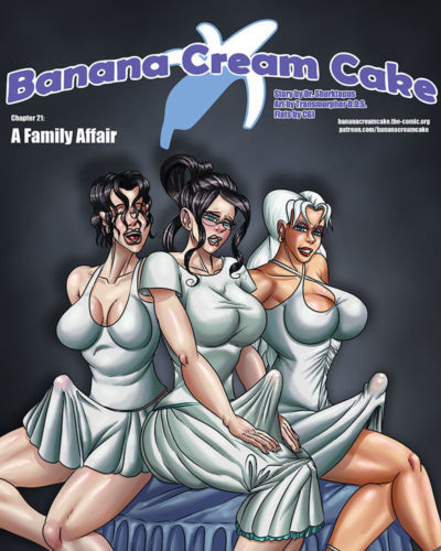 Banana Cream Cake 21- Family Affair