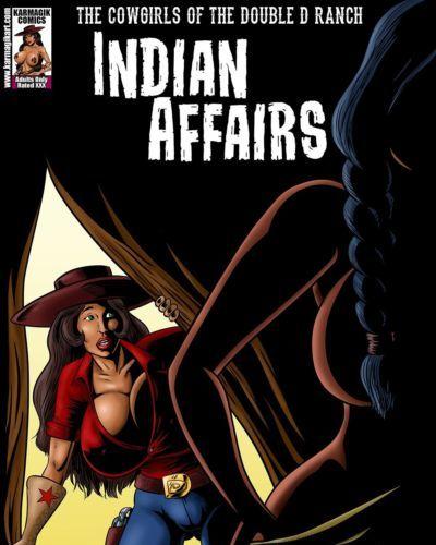 Karmagik- Indian Affairs