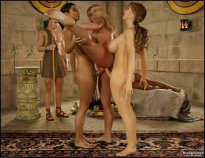 Blackadder- DickGirls 4 - part 3