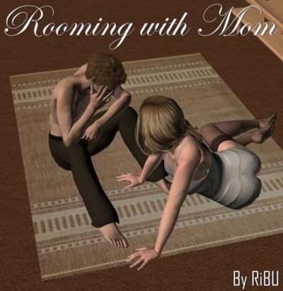 Rooming With Mom- 3D Incest