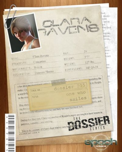 The Dossier 5 – Epoch
