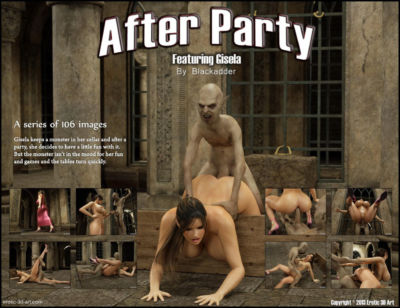 After Party – Blackadder
