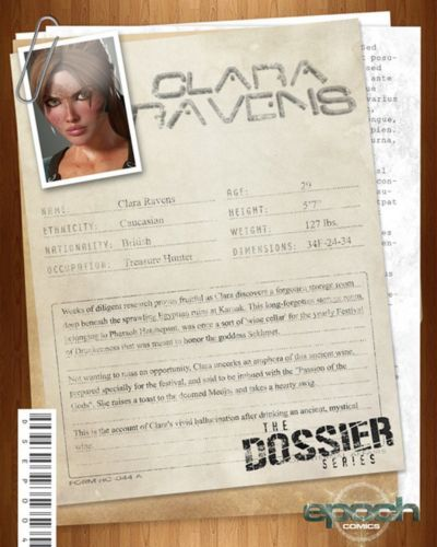 The Dossier 4 Clara Ravens- Epoch