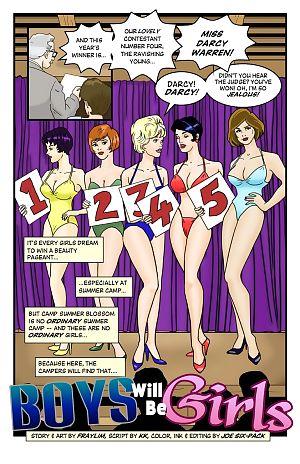 Thay đổi giới tính