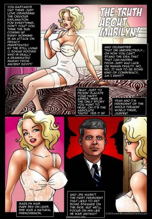 MonsterBabe- The truth about Marilyn