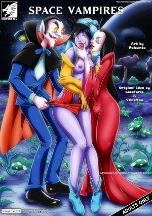 Palcomix- Space Vampires
