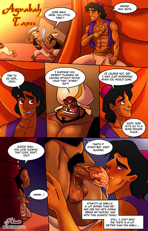 Aladdin- Agrabah Taxes