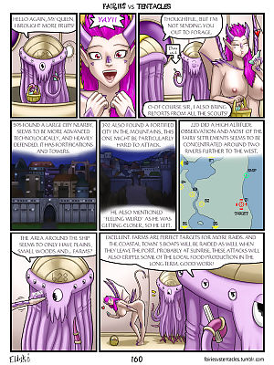 Fairies vs Tentacles Ch. 1-3 - part 9