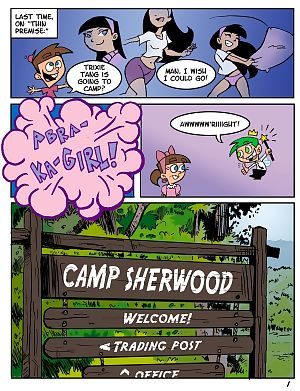 camp sherwood - PARTIE 6