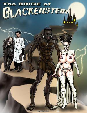 BlacknWhite- Bride of Blackenstein