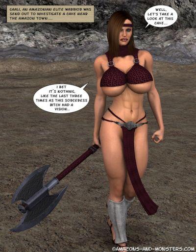 Sorceress's Blunder - part 15