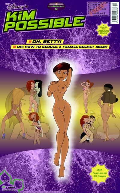 Kim Possible- Oh, Betty! – Gagala