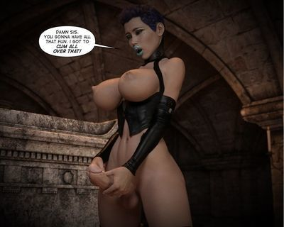 Helen Black Vampire Hunter - To Hell 1 - part 4