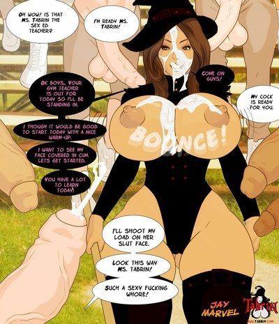 Jay Marvel- Tabrin Sex-ed Class Fundraiser - part 2