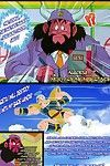 Revenge of Nappa- Dragon Ball