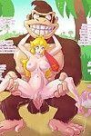 Peach Pregnancy Project (Super Mario Bros.)