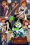 Shadbase- Kimmie and Shego