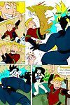 [Dtiberius] Kimcest (Kim Possible) [Colored] - part 2