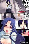 (C79) Tear Drop (tsuina) Mushi - Charm (Kizuato) darknight - part 2
