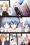 Toyatei JEALOUSY (Neon Genesis Evangelion) () =Imari+Mr Sunshine=