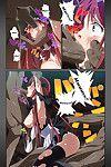 (C77) SS-BRAIN (k3, Sumeragi Kou) Loser\'s Knight COMIC edition Zenpen (Queen\'s Blade) =Wrathkal+Rocketman=