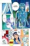 Suehirogari - Moonlit Exhibition () (Full Color)