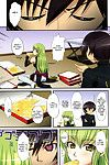 (COMIC1 2) ORANGE SOFT (Aru Ra Une) C.C. no Tsumeawase - C.C. Assortment (Code Geass) One of a Kind