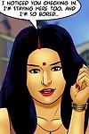 Savita Bhabhi 72- Savita loses her Mojo - part 2