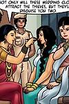Savita Bhabhi 68- Undercover Bust - part 9
