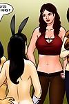 Savita Bhabhi -71 – Pussy on the Catwalk - part 6