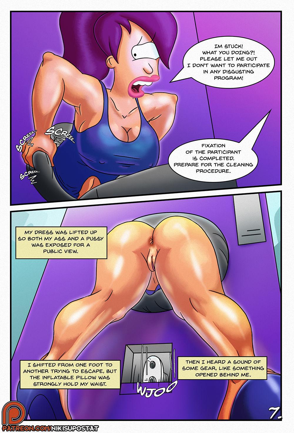 Futurama Hentai Tumblr pertaining to futurama- money hole - hentai comics