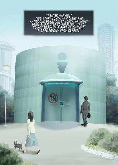 Kichiku na Eta Kabejiri-chan Wall Girl 7BA & B.E.C. Scans