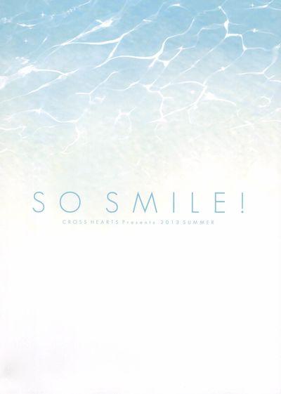 [CROSS HEARTS (Ayase Hazuki)] SO SMILE! (Super Sonico) [2013-09-01]  [SMDC]