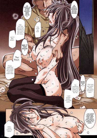 [RPG COMPANY 2 (Toumi Haruka)] MOVIE STAR IIa (Ah! My Goddess)  [EHCOVE] - part 2