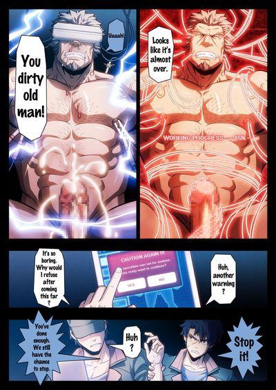 Tora Shutsubotsu Chuui Zelo Lee HIGH VOLTAGE Mobile Suit Gundam Tekketsu no Orphans - part 2