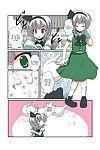 [Ameshoo (Mikaduki Neko)] Touhou TS Monogatari - Youmu Chapter- (Chapters 1 & 2) (Touhou Project)  =Ero Manga Girls + maipantsu=