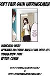 [inkey] Yawahada Juurin - Soft Fair Skin Infringement (ANGEL Club 2012-03)  [4dawgz + FUKE]