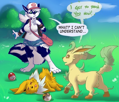 Pokemon Training