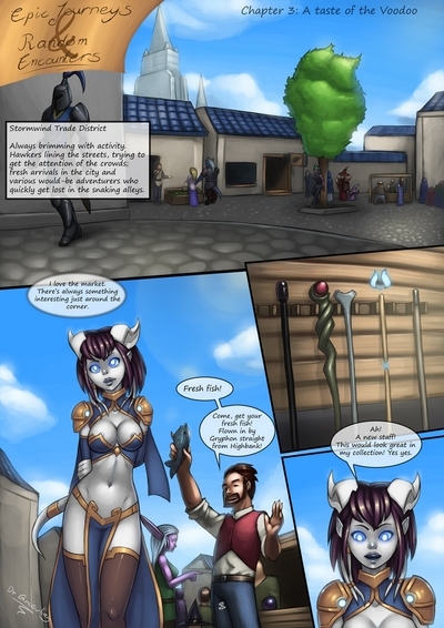 Epic Journeys & Random Encounters 3 - Ach