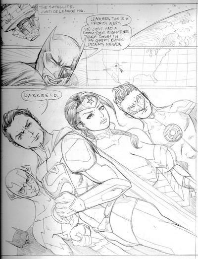 Whores Of Darkseid 1 - Wonder Woman