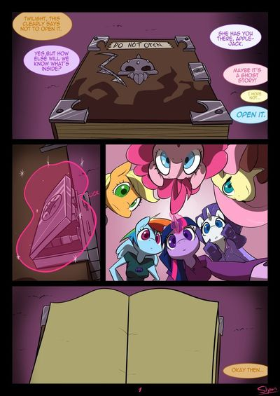 [Slypon] Night Mares (My Little Pony: Friendship is Magic)