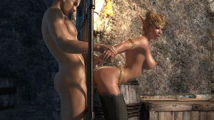 elf Arzu - Hapishane perils 1 - PART 4