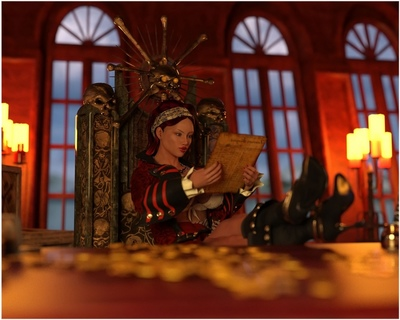Captain Maia & The Goblin Treasure