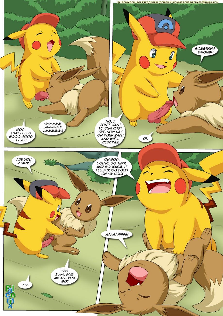 Eevee breeding pokemon ditto