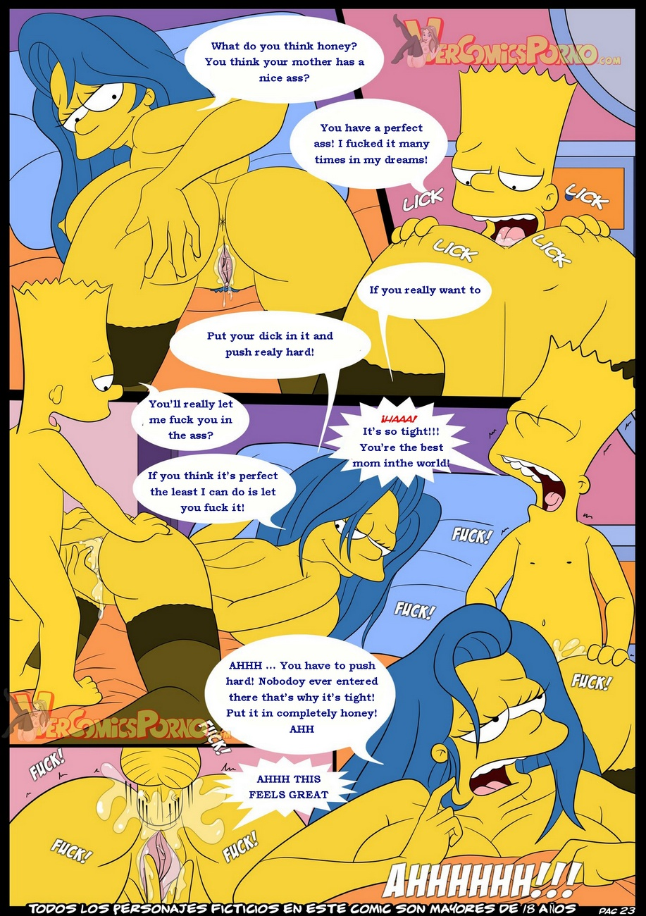 The Simpsons 3 - Remembering Mom - part 2