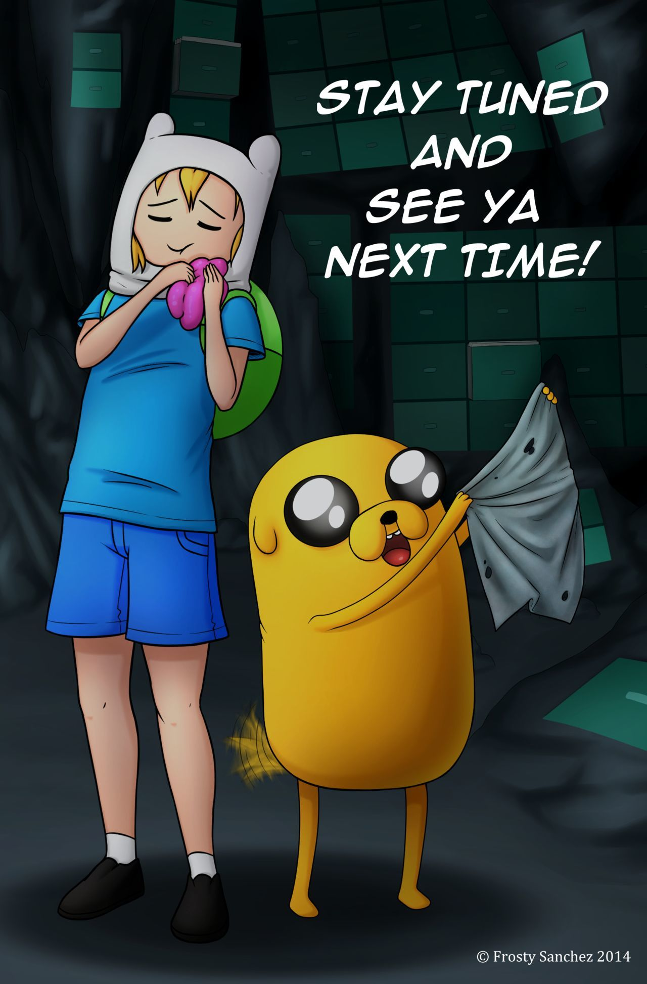 [cubbychambers] MisAdventure Time Issue #2 - What Was Missing (Adventure Time) color - part 2